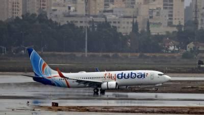 اسرائیل سے پہلی کمرشل پرواز کی متحدہ عرب امارات آمد
