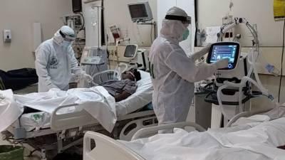 کرونا کیسز میں اضافہ، سندھ کے اسپتالوں میں طبی عملہ بھرتی کرنے کی اجازت