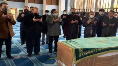 شہبازشریف اور حمزہ کی پیرول پر رہائی، لندن میں بیگم شمیم اختر کی نماز جنازہ ادا