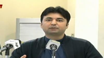اپوزیشن عوام کی جان کی قیمت پر سیاست کر رہی ہے: مراد سعید