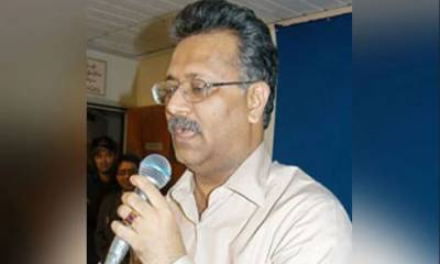 رہنما ایم کیو ایم عادل صدیقی کورونا کے باعث انتقال کر گئے