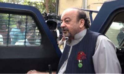 اسیپکر سندھ اسمبلی آغاسراج درانی پر فرد جرم عائد