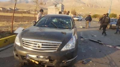 ایرانی سائنسدان کا قتل ،اسرائیلی سفارتخانے میں سکیورٹی ہائی الرٹ