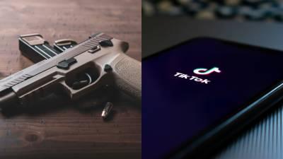 ٹک ٹاک کا جنون، کراچی میں سیکیورٹی گارڈ اپنی ہی گولی لگنے سے جاں بحق