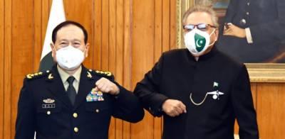 چین سے دوستی پاکستان کی خارجہ پالیسی کا اہم ستون ہے ،عارف علوی