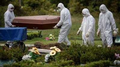 کورونا وائرس ,دنیا بھر میں ہلاکتیں 1486829ہو گئیں