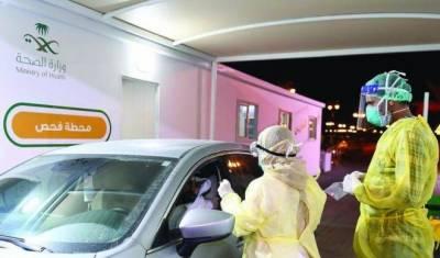 مکہ میں کورونا سے بچا کے طبی کیمپ سے 1 لاکھ سے زائد افراد مستفید