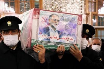 ایرانی سائنسدان کو ریموٹ کنٹرول ٹیکنالوجی کی مدد سے قتل کیا گیا، ایران کا دعویٰ