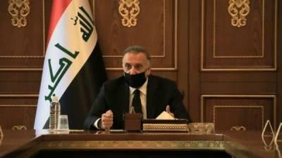 عراقی وزیراعظم کا ملک میں قبل از وقت انتخابات کرانے کا اعلان