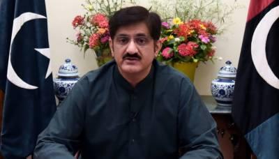 مراد علی شاہ کا کورونا ٹیسٹ منفی آ گیا