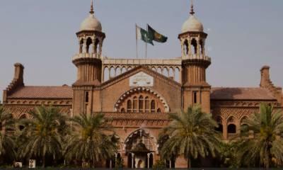 سیاسی جلسوں پر پابندی اور دیگر حفاظتی اقدامات کیلئے ہائیکورٹ میں درخواست دائر