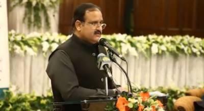 لاہور میں کورونا کی شرح 3 فیصد سے بڑھ کر 10 فیصد ہو چکی، جو بے حد تشویشناک ہے، مزید سخت اقدامات اٹھا سکتے ہیں:عثمان بزدار