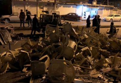 عراق میں تنخواہوں کی ادائیگی میں تاخیر پر مظاہرے، ایک شخص ہلاک