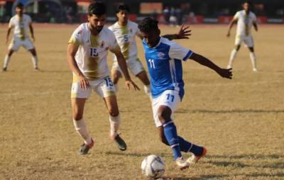 واپڈا اور ایس ایس جی سی نے نیشنل چیلنج کپ فٹبال ٹورنامنٹ کے فائنل میں جگہ بنا لی