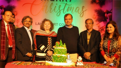 لاہور آرٹس کونسل الحمراءمیں کرسمس کی شاندار تقریب کا انعقاد کیا گیا