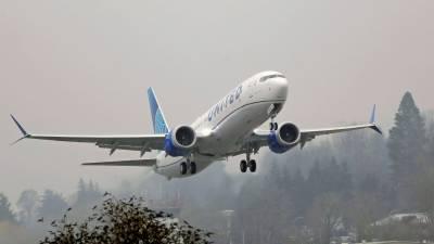 امریکا، دوران پرواز کووڈ 19 کا مریض چل بسا