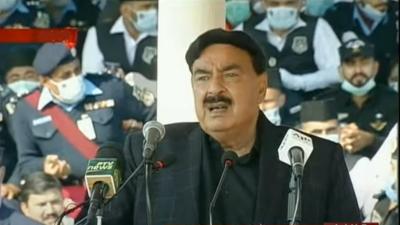 عمران خان کی قیادت میں تمام چیلنجز سے سرخرو ہونگے ، شیخ رشید