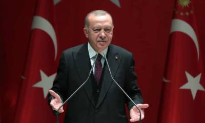 اسرائیل کی موجودہ فلسطین پالیسی ناقابل قبول ہے، ترک صدر