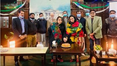 اسلام اقلیتیوں کے حقوق کا بہت بڑا محافظ اور ضامن ہے اور مسیح برادری پاکستان کی ترقی میں نمایاں خدمات سر انجام دے رہی ہے: ڈاکٹر عائشہ سعید