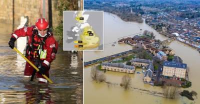 برطانیہ , سمندری طوفان بیلا سے طوفانی ہواؤں اور بارشوں کا سلسلہ شروع