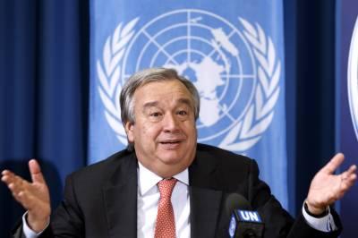اقوام متحدہ کا نئے سال کا پیغام پہلی بار اردو ترجمہ کیساتھ نشر