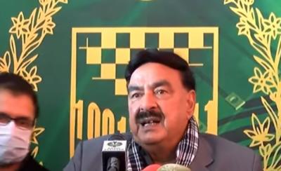 پیپلزپارٹی پارٹی جیت گئی، پی ڈی ایم نے شکست تسلیم کرلی: شیخ رشید