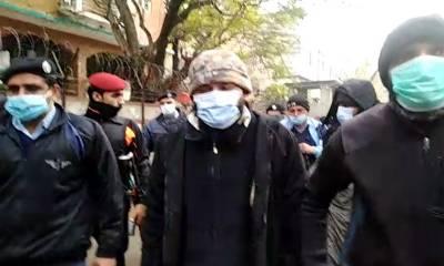 اسامہ قتل کیس: گرفتار پولیس اہلکاروں کا جسمانی ریمانڈ منظور