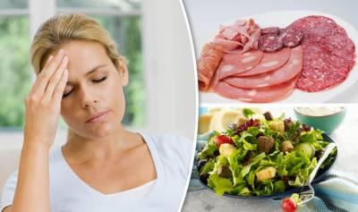 ناشتے یا کھانے میں تاخیر سر درد کی وجہ قرار