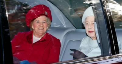 ملکہ برطانیہ کی کزن لیڈی میری کولمین چل بسیں