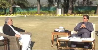وزیراعظم عمران خان کی اسپیکر قومی اسمبلی سے ملاقات