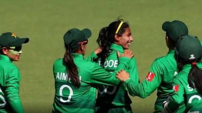 پاکستان ویمن کرکٹ ٹیم پیر کی رات کراچی سے براستہ دبئی جنوبی افریقہ روانہ ہو گی
