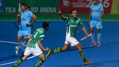 پاکستان اور بھارت کی ٹیمیں 13 مارچ کو مینز ایشین ہاکی چیمپئن ٹرافی میں مدمقابل ہوں گی