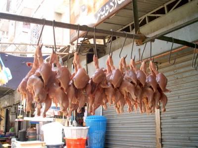 برائلر گوشت کی قیمت میں 4روپے اضافہ