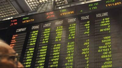کراچی :اسٹاک مارکیٹ میں اتار چڑھائو کے بعد تیزی کا رجحان