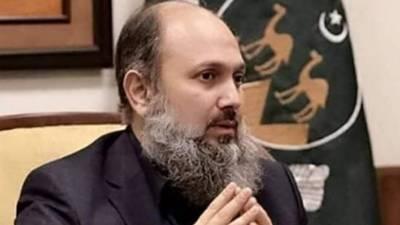 وزیراعلی بلوچستان جام کمال کا بیلہ کے قریب قومی شاہراہ پر حادثے پر افسوس کااظہار