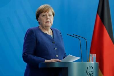 جرمنی : جزوی لاک ڈان میں 14فروری کے وسط تک توسیع کردی گئی ،چانسلر انجیلا مرکل