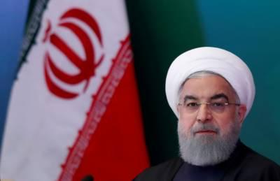 ٹرمپ کا سیاسی کیریئر ختم ہو چکا ہے، ایرانی صدر