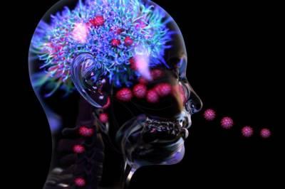 کورونا وائرس پھیپھڑوں کی بجائے براہ راست دماغ پر حملہ کرسکتا ہے، تحقیق