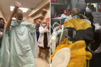 برطانوی پائلٹ آٹھ ماہ اسپتال میں زیرِعلاج رہنے کے بعدکورونا سے شفایاب