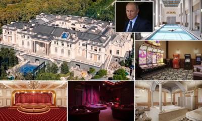 صدر پیوٹن1.37ارب ڈالر محل کے مالک ہیں، روسی اپوزیشن لیڈر