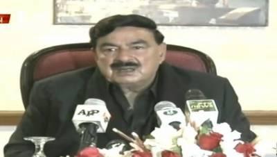 عمران خان نے فارن فنڈنگ کیس سے متعلق اوپن سماعت کا کہا ہے: شیخ رشید