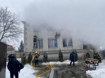 یوکرین نرسنگ ہوم میں آتشزدگی ، 15 افراد ہلاک ، 11 زخمی