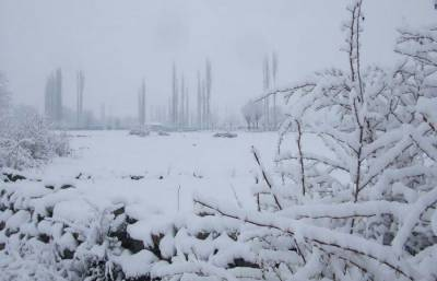 مری سمیت شمالی علاقہ جات میں شدید برفباری، سردی بڑھ گئی