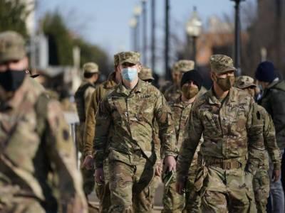 امریکی صدر کی تقریب حلف برداری پر تعینات 200 سکیورٹی اہلکار کورونا میں مبتلا