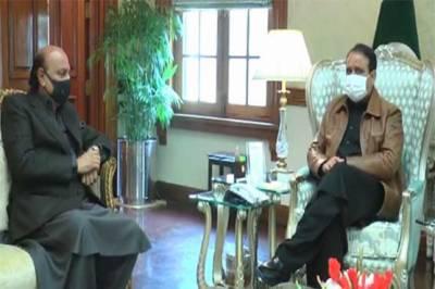 پی ڈی ایم کا کوئی ایجنڈا نہیں:وزیراعلیٰ عثمان بزدار