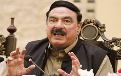 براڈ شیٹ کیس: جو بھی قصور وا ر ہو اسے پھکی ملنی چاہیے: وفاقی وزیر داخلہ