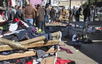عراق: دہشتگردوں کا حملہ، 11 اہلکار ہلاک، 10 زخمی