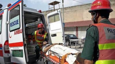 مظفر آباد:ٹریفک حادثات ،ماں بیٹے سمیت 8افراد جاں بحق ،6زخمی