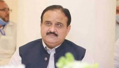وزیراعلیٰ پنجاب سردار عثمان بزدار سے سرمایہ کاروں کے وفد کی ملاقات