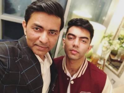گلوکار سجاد علی کے بیٹے کے پہلے ہی گیت نے سننے والوں پر سحر طاری کردیا